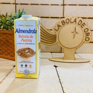 ALMENDROLA BEBIDA DE AVENA CON ALMENDRAS 1 LT