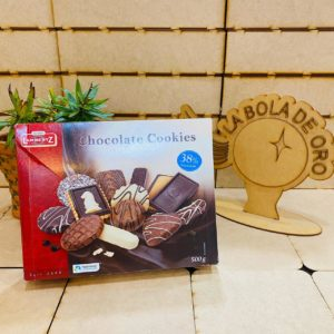 LAMBERTZ CHOCOLATE COOKIES 500GR