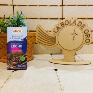 VALOR CHOCOLATE CON LECHE TABLETA SIN AZUCAR 100GR